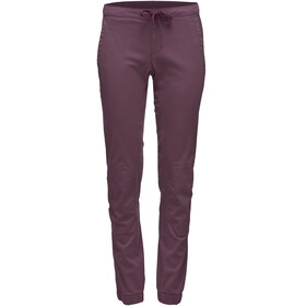Black Diamond Notion Pantaloni lunghi Donna rosso